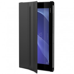 """Sony"" Cover Stand atvēramais futrālis - melns (Xperia Tablet Z2)"