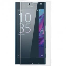 """""""Calans"""" Tempered Glass pilnīgi aizsedzams ekrāna aizsargstikls 0.2 mm - dzidrs (Xperia X Compact)"""