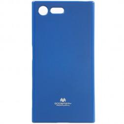 """""""Mercury"""" futrālis - tumši zils (Xperia X Compact)"""