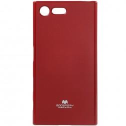 """""""Mercury"""" futrālis - sarkans (Xperia X Compact)"""