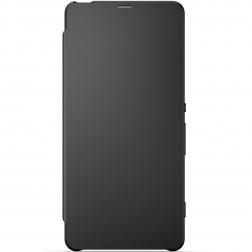 """""""Sony"""" Style Cover Flip atvērams maciņš - melns (Xperia XA)"""