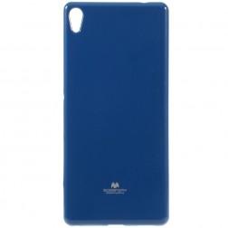 """Mercury"" futrālis - tumši zils (Xperia XA Ultra)"