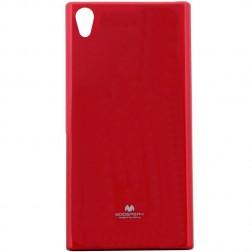 """""""Mercury"""" apvalks - sarkans (Xperia XA1)"""