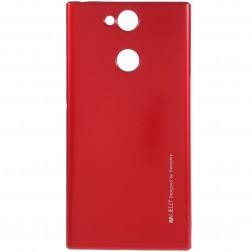"""""""Mercury"""" apvalks - sarkans (Xperia XA2)"""