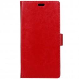 Atvēramais maciņš - sarkans (Xperia XA2)