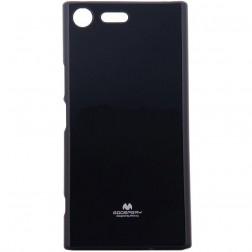 """""""Mercury"""" apvalks - melns (Xperia XZ Premium)"""
