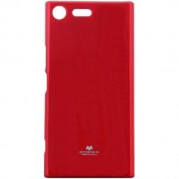 """Mercury"" apvalks - sarkans (Xperia XZ Premium)"