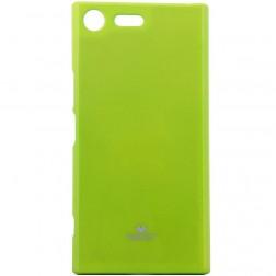 """Mercury"" apvalks - zaļš (Xperia XZ Premium)"