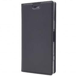 """Dux Ducis"" Skin atvērams maciņš - melns (Sony Xperia XZ1 Compact)"