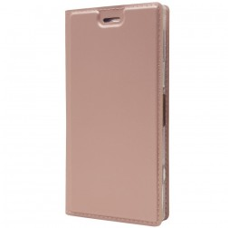 """Dux Ducis"" Skin atvērams maciņš - rozs (Sony Xperia XZ1 Compact)"