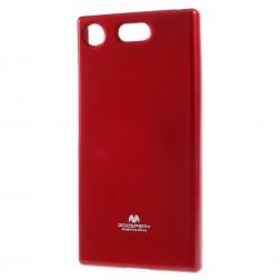 """Mercury"" apvalks - sarkans (Xperia XZ1 Compact)"