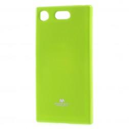 """Mercury"" apvalks - zaļš (Xperia XZ1 Compact)"