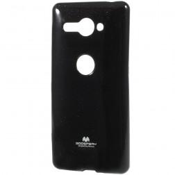 """""""Mercury"""" apvalks - melns (Xperia XZ2 Compact)"""