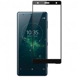 """Mocolo"" Tempered Glass ekrāna aizsargstikls 0.26 mm - melns (Xperia XZ2)"