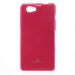 """Mercury"" futrālis - rozs (Xperia Z1 Compact)"