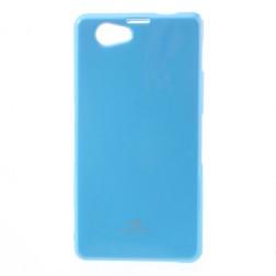 """""""Mercury"""" futrālis - gaiši zils (Xperia Z1 Compact)"""
