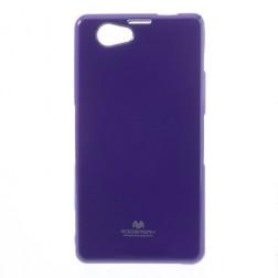 """Mercury"" futrālis - violets (Xperia Z1 Compact)"