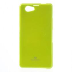 """Mercury"" futrālis - zaļš (Xperia Z1 Compact)"