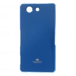 """""""Mercury"""" futrālis - tumši zils (Xperia Z3 Compact)"""