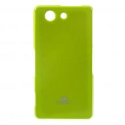 """Mercury"" futrālis - zaļš (Xperia Z3 Compact)"