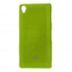 """Mercury"" futrālis - zaļš (Xperia Z3)"