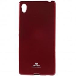 """""""Mercury"""" apvalks - sarkans (Xperia Z3+)"""