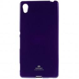 """Mercury"" apvalks - violeta (Xperia Z3+)"