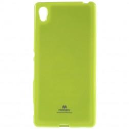 """""""Mercury"""" apvalks - zaļš (Xperia Z3+)"""