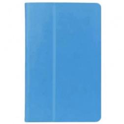 Klasisks atvēramais futrālis - gaiši zils (Xperia Z3 Tablet Compact)