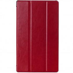 Atvēramais futrālis - sarkans (Xperia Z3 Tablet Compact)