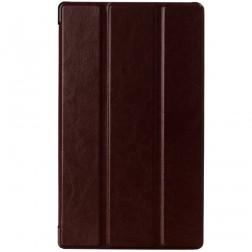 Atvēramais futrālis - brūns (Xperia Z3 Tablet Compact)
