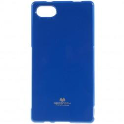 """""""Mercury"""" futrālis - zils (Xperia Z5 Compact)"""