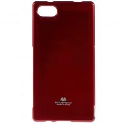 """""""Mercury"""" futrālis - sarkans (Xperia Z5 Compact)"""