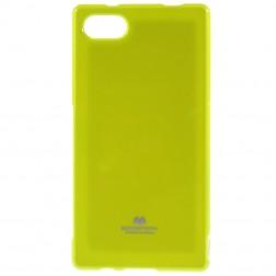 """Mercury"" futrālis - zaļš (Xperia Z5 Compact)"