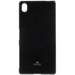 """""""Mercury"""" apvalks - melns (Xperia Z5 Premium)"""