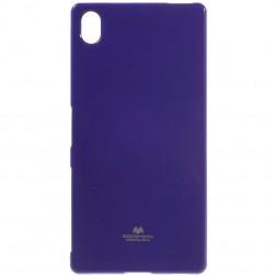 """""""Mercury"""" apvalks - violeta (Xperia Z5 Premium)"""