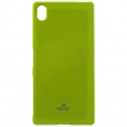 """""""Mercury"""" apvalks - zaļš (Xperia Z5 Premium)"""