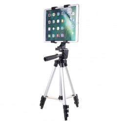 """""""Telescopic Stand"""" universāls planšetdatora turētājs - sudrabs"""