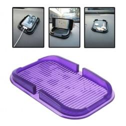 """""""Anti-Slip Pad"""" paklājiņš, autoturētājs - violeta (S lielums)"""