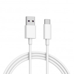 """Xiaomi"" USB Type-C vads - balts (1 m.)"