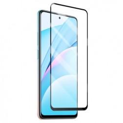 """Rurihai"" Tempered Glass ekrāna aizsargstikls 0.26 mm - melns (Mi 10T Lite)"