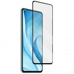 """""""Mocolo"""" Tempered Glass pilnīgi aizsedzams ekrāna aizsargstikls 3D - melns (Mi 11 Lite)"""