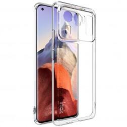 """""""Imak"""" cieta silikona (TPU) apvalks - dzidrs (Nokia X20)"""