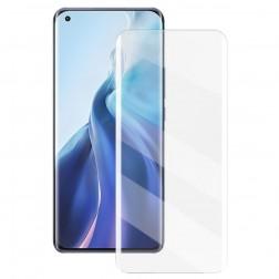 """""""Mocolo"""" UV Light Irradiation Tempered Glass ekrāna aizsargstikls 0.26 mm - dzidrs (Mi 11 / Mi 11 Ultra)"""
