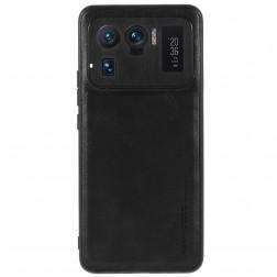 """""""X-Level"""" Vintage ādas apvalks - melns (iPhone 7 / 8 / SE 2020)"""