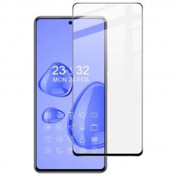 """""""Imak"""" Tempered Glass pilnīgi aizsedzams ekrāna aizsargstikls 0.2 mm - melns (11T / 11T Pro)"""
