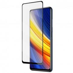 """Mocolo"" 3D Tempered Glass ekrāna aizsargstikls - melns (Poco X3 / X3 Pro)"