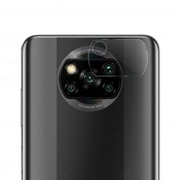 """""""Imak"""" aizmugurējās kameras aizsargstikls 0.33 mm (Poco X3 / X3 Pro)"""
