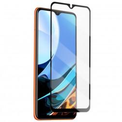 """Mocolo"" 2.5D Tempered Glass ekrāna aizsargstikls 0.26 mm - melns (Redmi 9T 5G)"