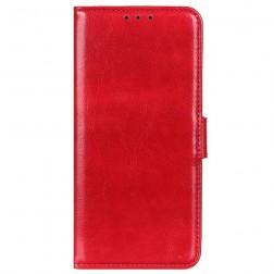 Atvēramais maciņš, grāmata - sarkans (Poco M3 Pro / Redmi Note 10 5G)
